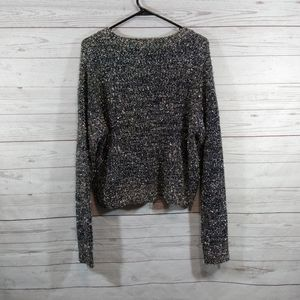 Forever 21 contemporary sparkle sweater